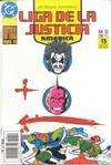 Cover for Liga de la Justicia América (Zinco, 1989 series) #52