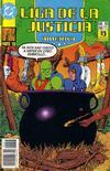 Cover for Liga de la Justicia América (Zinco, 1989 series) #53