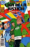 Cover for Liga de la Justicia América (Zinco, 1989 series) #54