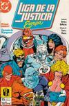 Cover for Liga de la Justicia de Europa (Zinco, 1989 series) #1
