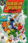 Cover for Liga de la Justicia de Europa (Zinco, 1989 series) #2