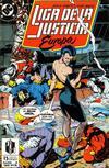 Cover for Liga de la Justicia de Europa (Zinco, 1989 series) #4