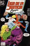Cover for Liga de la Justicia de Europa (Zinco, 1989 series) #5