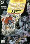Cover for Liga de la Justicia de Europa (Zinco, 1989 series) #7
