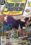 Cover for Liga de la Justicia de Europa (Zinco, 1989 series) #8
