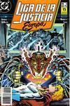 Cover for Liga de la Justicia de Europa (Zinco, 1989 series) #9
