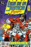 Cover for Liga de la Justicia de Europa (Zinco, 1989 series) #10