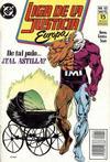 Cover for Liga de la Justicia de Europa (Zinco, 1989 series) #12