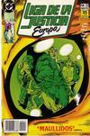 Cover for Liga de la Justicia de Europa (Zinco, 1989 series) #13
