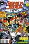 Cover for Liga de la Justicia de Europa (Zinco, 1989 series) #15