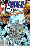 Cover for Liga de la Justicia de Europa (Zinco, 1989 series) #16