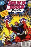 Cover for Liga de la Justicia de Europa (Zinco, 1989 series) #17