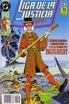 Cover for Liga de la Justicia de Europa (Zinco, 1989 series) #20