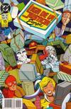 Cover for Liga de la Justicia de Europa (Zinco, 1989 series) #21