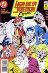 Cover for Liga de la Justicia de Europa (Zinco, 1989 series) #26
