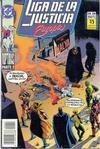 Cover for Liga de la Justicia de Europa (Zinco, 1989 series) #29
