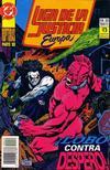 Cover for Liga de la Justicia de Europa (Zinco, 1989 series) #33