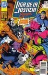 Cover for Liga de la Justicia de Europa (Zinco, 1989 series) #34