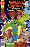 Cover for Liga de la Justicia de Europa (Zinco, 1989 series) #35