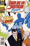 Cover for Liga de la Justicia de Europa (Zinco, 1989 series) #36