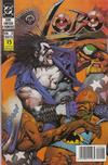 Cover for Lobo (Zinco, 1991 series) #2