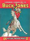 Cover for Cowboy Comics (Amalgamated Press, 1950 series) #79