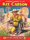 Cover for Cowboy Comics (Amalgamated Press, 1950 series) #80