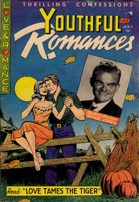 Cover Thumbnail for Youthful Romances (Ribage, 1953 series) #15 [1]