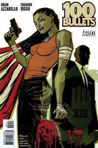 Cover Thumbnail for 100 Bullets (DC, 1999 series) #99