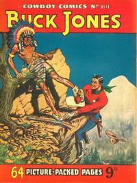 Cover Thumbnail for Cowboy Comics (Amalgamated Press, 1950 series) #101