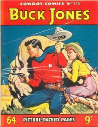 Cover Thumbnail for Cowboy Comics (Amalgamated Press, 1950 series) #126