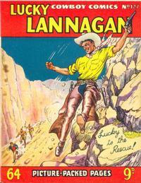 Cover Thumbnail for Cowboy Comics (Amalgamated Press, 1950 series) #127