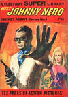 Cover for Fleetway Super Library Secret Agent Series (IPC, 1967 series) #1
