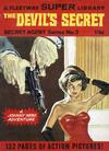 Cover for Fleetway Super Library Secret Agent Series (IPC, 1967 series) #3