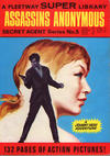 Cover for Fleetway Super Library Secret Agent Series (IPC, 1967 series) #5 [Overseas Edition]