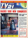 Cover for TV Century 21 (City Magazines; Century 21 Publications, 1965 series) #23