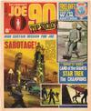 Cover for Joe 90 Top Secret (City Magazines; Century 21 Publications, 1969 series) #3