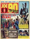 Cover for Joe 90 Top Secret (City Magazines; Century 21 Publications, 1969 series) #13
