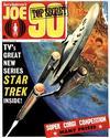 Cover for Joe 90 Top Secret (City Magazines; Century 21 Publications, 1969 series) #28