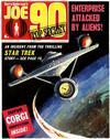 Cover for Joe 90 Top Secret (City Magazines; Century 21 Publications, 1969 series) #29