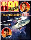 Cover for Joe 90 Top Secret (City Magazines; Century 21 Publications, 1969 series) #30