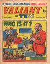 Cover for Valiant and TV21 (IPC, 1971 series) #23rd October 1971