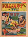 Cover for Valiant and TV21 (IPC, 1971 series) #30th October 1971
