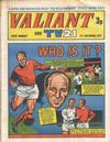 Cover for Valiant and TV21 (IPC, 1971 series) #27th November 1971