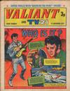 Cover for Valiant and TV21 (IPC, 1971 series) #11th December 1971