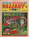 Cover for Valiant and TV21 (IPC, 1971 series) #1st January 1972