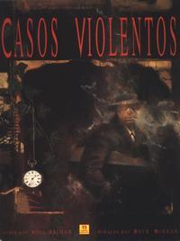 Cover Thumbnail for Casos Violentos (Zinco, 1993 series)