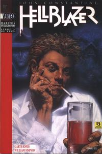 Cover Thumbnail for Hellblazer (Zinco, 1994 series) #3