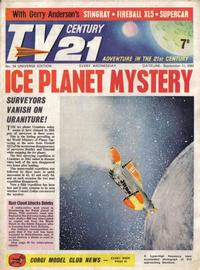 Cover for TV Century 21 (City Magazines; Century 21 Publications, 1965 series) #34