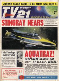 Cover Thumbnail for TV Century 21 (City Magazines; Century 21 Publications, 1965 series) #35